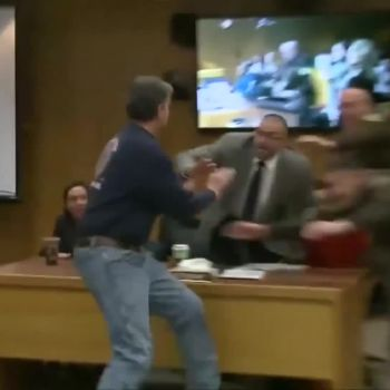 'Distraught' Father Lunges at Larry Nassar in Court: 'Give Me One Minute with That Bastard