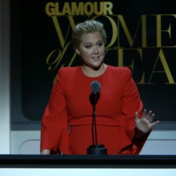 Amy Schumer's Opening Monologue at Glamour's Women of the Year Awards 2015