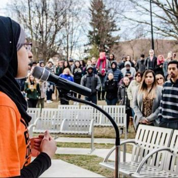 Students Around the U.S. Say Why They Walked Out Today