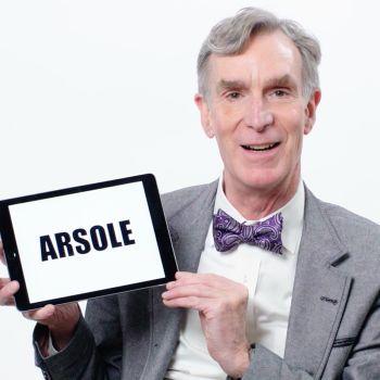 Bill Nye Teaches You Science Slang