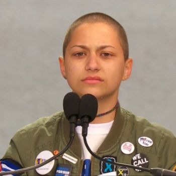 Emma Gonzalez's Speech at March For Our Lives