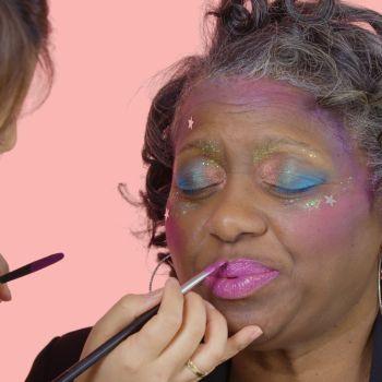 Seniors Try Unicorn Makeup