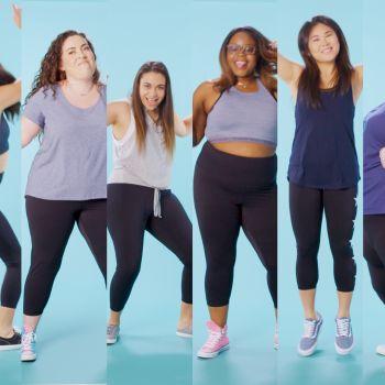 Women Sizes 0 Through 28 on Gym Intimidation