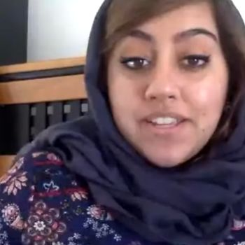 College Woman of the Year Winner Bushra Amiwala On Running For Office As a Muslim