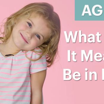 70 Women Ages 5-75 Answer: What Does It Mean to Be in Love?