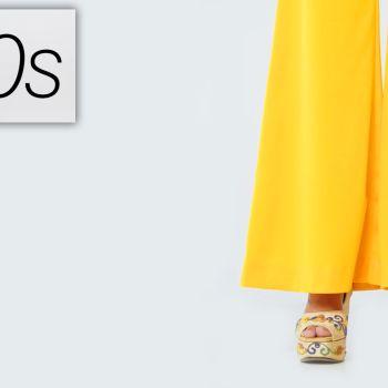 100 Years of Pants