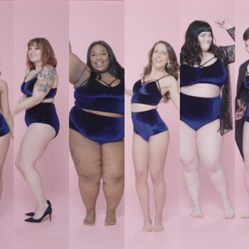 Women Sizes 0 Through 26 on the First Time They Went Lingerie Shopping