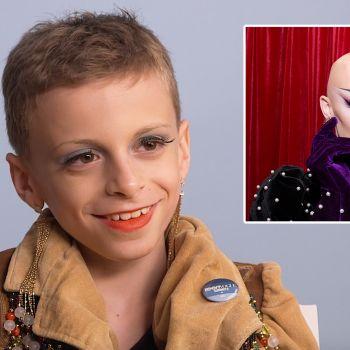 Desmond is Amazing Throws Cute Shade at RuPaul's Drag Queens | LGBTQuiz | them.