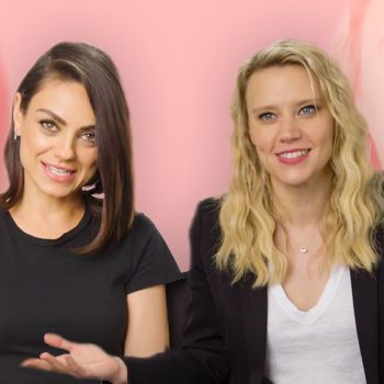 That's Not How We Met: Mila Kunis and Kate McKinnon