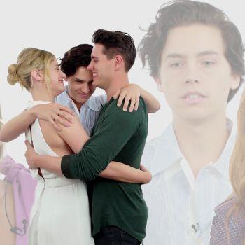 Riverdale's Cast Takes a Friendship Test