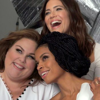 'This Is Us' Cast Glamour Cover Shoot Behind the Scenes