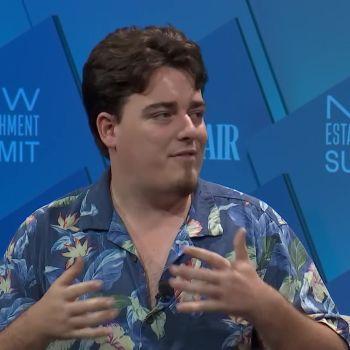 """I Don't Make Policy, I Make Technology"": Palmer Luckey talks Virtual Reality"