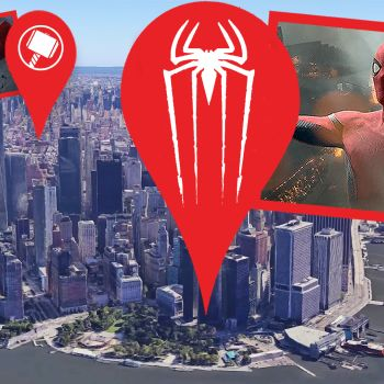 Every Marvel Cinematic Moment in New York City, Mapped