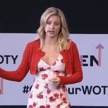 Lili Reinhart's Revealing Speech About Body Image