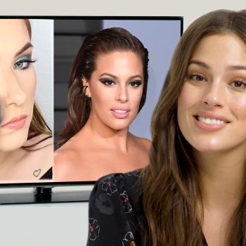 Ashley Graham Fact Checks Beauty Tutorials on YouTube