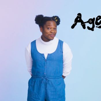 Shamir Explains the History of the Word 'Agender' | InQueery