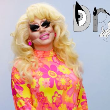 Trixie Mattel Explains the History of the Word 'Drag'