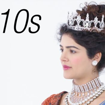 100 Years of British Royal Fashion