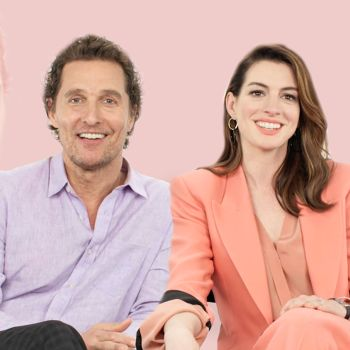 Matthew McConaughey and Anne Hathaway Explain How They Met