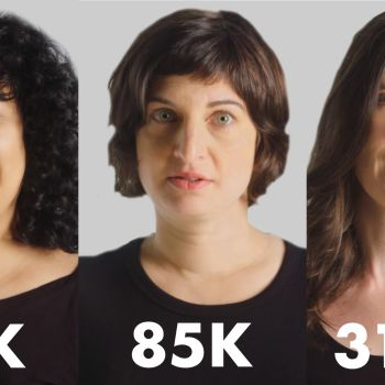 Women of Different Salaries on Their Best Vacation
