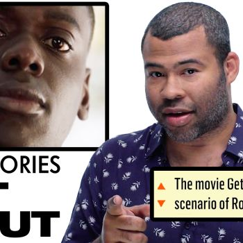 "Jordan Peele Breaks Down ""Get Out"" Fan Theories from Reddit"