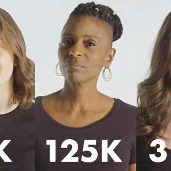 Women of Different Salaries on a Luxury They Can't Afford