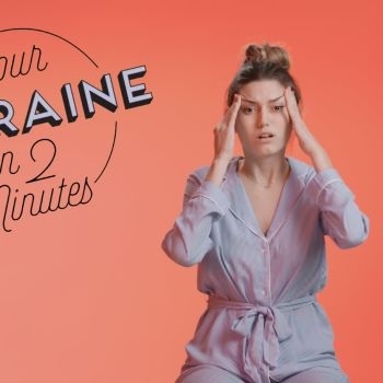 This is Your Migraine in 2 Minutes