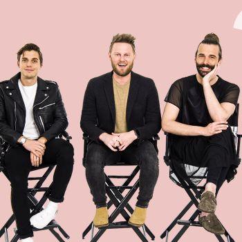 Queer Eye's Cast Tells Us How They Met