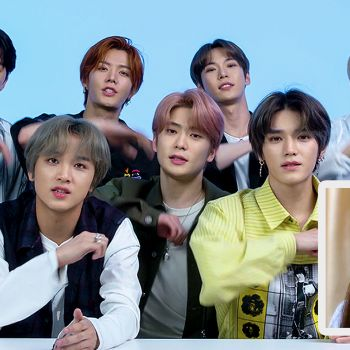 NCT 127 Watch Fan Covers on YouTube