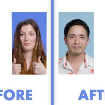 Interviewed Before and After Our First Date - Chris & Emilie
