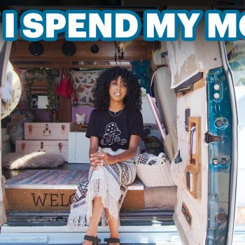 How YouTuber Jennelle Eliana Spends Her Money While Living in a $2.5K Van