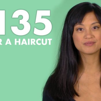 Women of Different Salaries: How Much Do You Pay For a Haircut?
