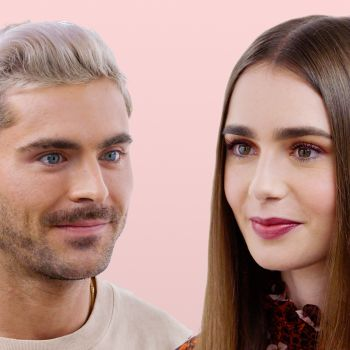 Zac Efron and Lily Collins Take a Friendship Test