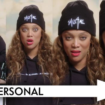 Tyra Banks Answers Increasingly Personal Questions