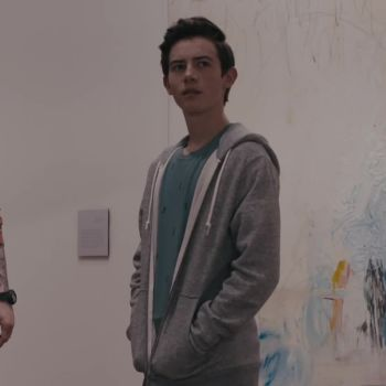 "Exclusive: Pete Davidson in ""Big Time Adolescence"""