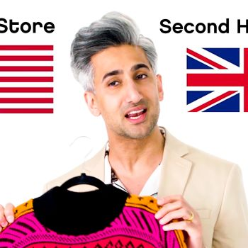 Tan France Breaks Down American vs. British Fashion Terms