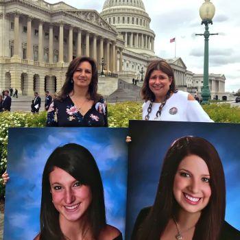 Meningitis B: Real Stories, Kimberly and Emily