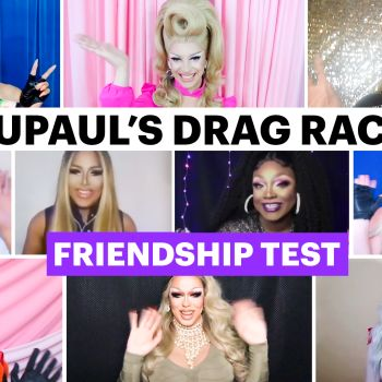 The Cast of RuPaul's Drag Race All Stars 5 Take a Friendship Test