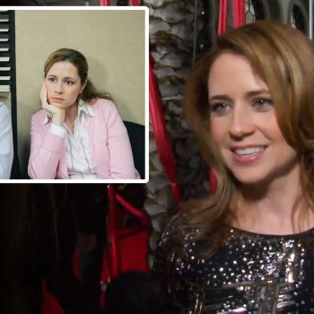 Jenna Fischer Tells Us About That Shocking Pam/Jim Fight and More Scoop From The Office