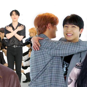 Monsta X, NCT 127, Red Velvet, and More K-Pop Stars Take a Friendship Test