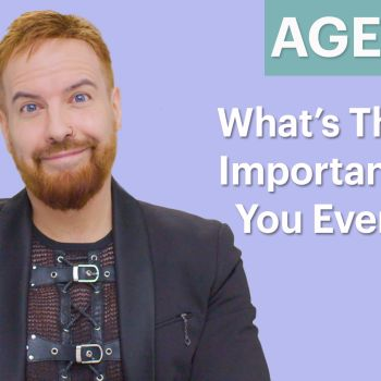 Men Ages 5-75: What Is The Most Important Thing You Ever Lost?