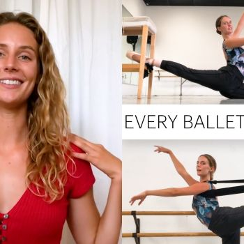 Every Stretch Pro Ballerina Scout Forsythe Does Before and After Class | On Pointe