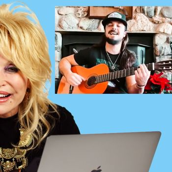 Dolly Parton Watches Fan Covers on YouTube