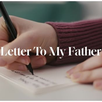 A Letter to My Father