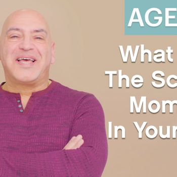 70 Men Ages 5-75: What Was The Scariest Moment in Your Life?