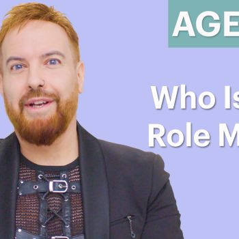 70 Men Ages 5-75: Who is Your Role Model?