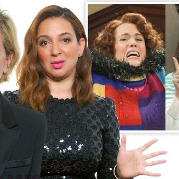Kristen Wiig Maya Rudolph & The Women of SNL Reveal Their Favorite Characters