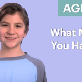 70 People Ages 5-75 Answer: What Makes You Happy?
