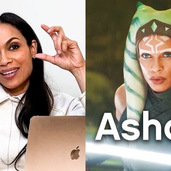 Rosario Dawson Breaks Down Her Iconic Costumes, from 'Rent' to 'The Mandalorian'