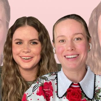 Brie Larson and Jessie Ennis Take a Friendship Test